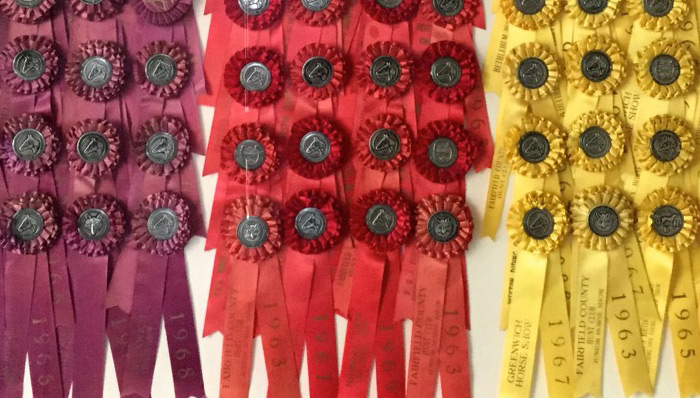 TROPHIES, RIBBONS, DOLLS & MORE – HOW TO ORGANIZE THE MEMORIES