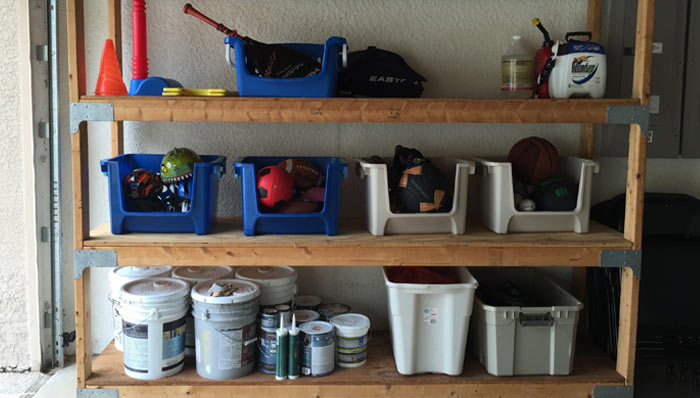 GARAGE CLEAN-OUT & ORGANIZING DAY